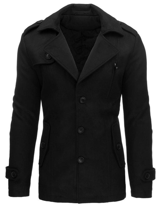 Elegáns egysoros férfi kabát - Dressing.hu bf3455d56b