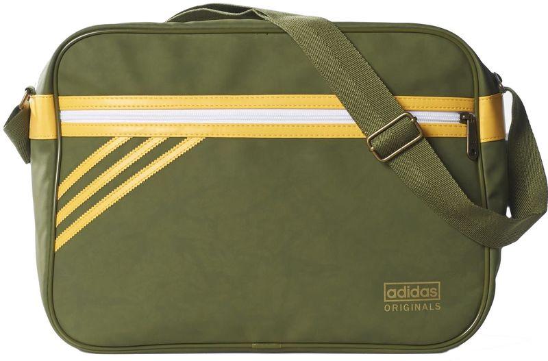 Táska adidas Adicolor Airliner Suede S20101 - Dressing.hu b8dbd99f96